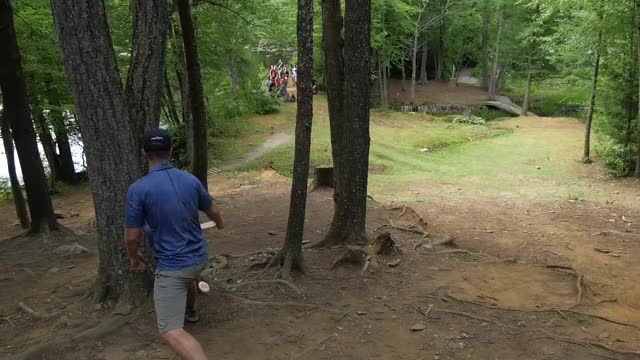 Watch 2016 Vibram Open: Final Round hole 9 Cale Leiviska GIF by Benn Wineka UWDG (@bennwineka) on Gfycat. Discover more Bradley Williams, Cale Leiviska, Devan Owens, Disc Golf (Sport), Maple Hill Disc Golf Course, Michael Johansen, PDGA, Prodigy Disc, Professional Disc Golf Association, Vibram Open GIFs on Gfycat