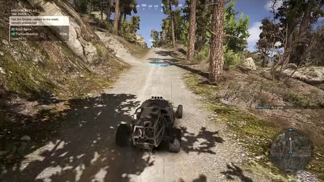 Watch and share Wildlands GIFs by Robospike on Gfycat