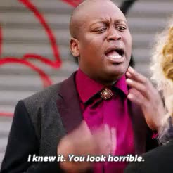 Watch this unbreakable kimmy schmidt GIF on Gfycat. Discover more 1x03, taz, titus andromedon, tituss burgess, uks, uksedit, unbreakable kimmy schmidt GIFs on Gfycat