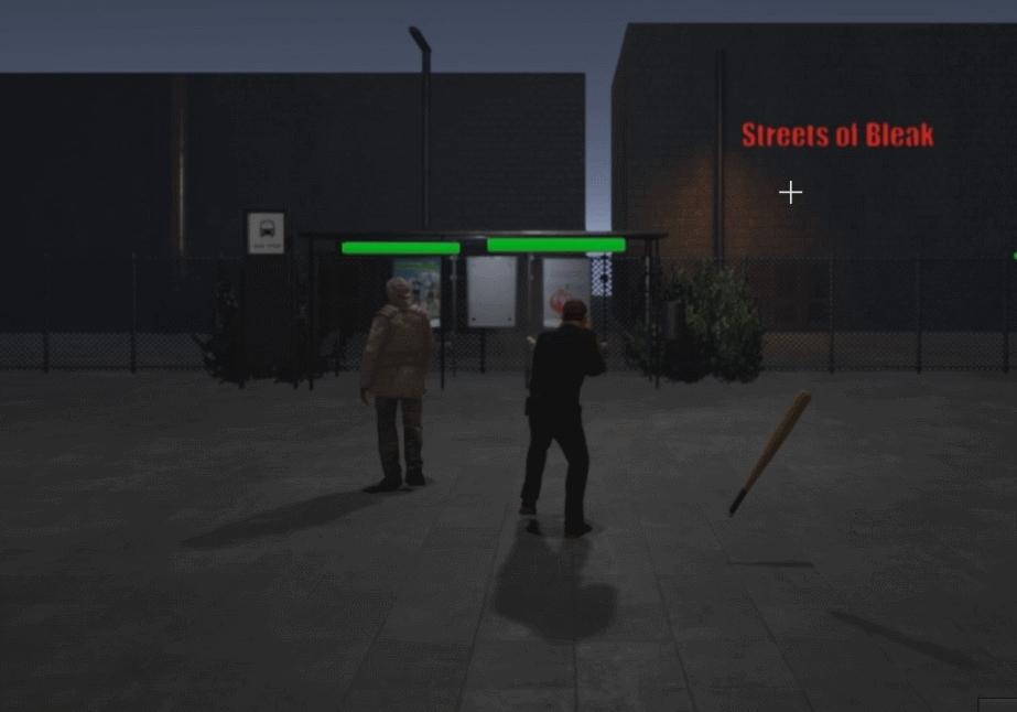 gamedevscreens, Bash ur head in with this bat m8 GIFs