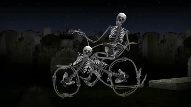 Watch and share Skelletons GIFs and Halloween GIFs on Gfycat