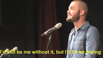 Watch and share Button Poetry GIFs and Neil Hilborn GIFs on Gfycat