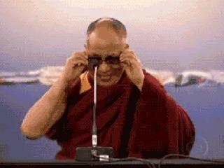 Monk Monk eyes,monk,lasers,glasses (reddit) GIFs