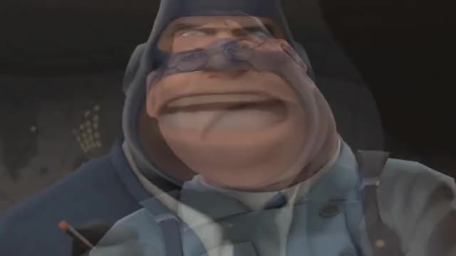 Watch meet the earrape spy GIF on Gfycat. Discover more earrape, enginner, heavy, medic, meet the, meet the spy, scout, spy, team fortress 2, tf GIFs on Gfycat