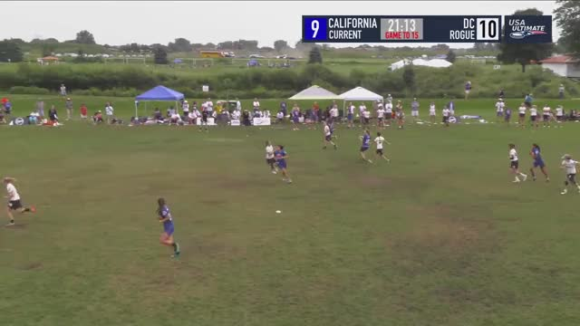 Watch 2018 U.S. Open Club Championships: YCC California Current vs D.C. Rogue GIF on Gfycat. Discover more Sports, USA Ultimate GIFs on Gfycat