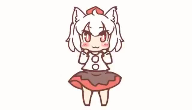 Awoo~ GIFs