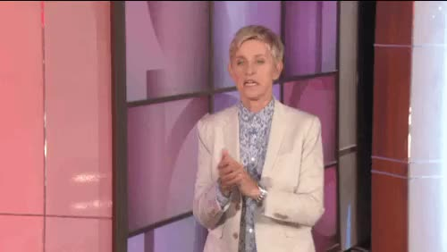 Watch and share Ellen Degeneres GIFs on Gfycat