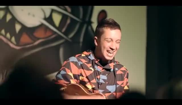 Twenty One Pilots - The Judge/Holding On To You (Sydney Pop-Up Performance) GIFs