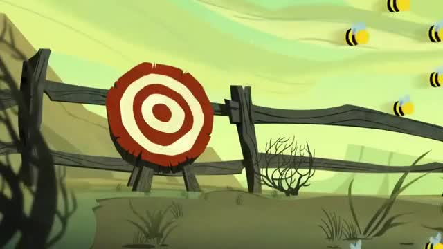 Watch and share Rapunzel Bullseye GIFs by AzureBeast on Gfycat