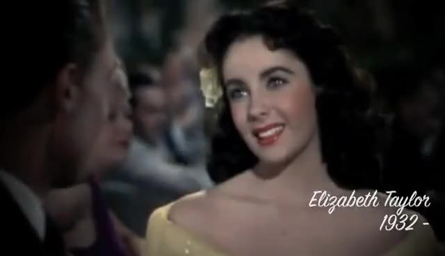 Watch and share In Remembrance Of Classic Hollywood Actors & Actresses GIFs on Gfycat