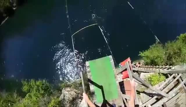 Watch cliff diving GIF on Gfycat. Discover more bghs GIFs on Gfycat