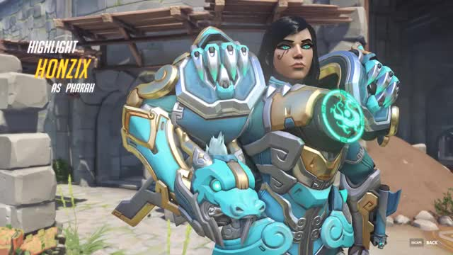 Watch and share Overwatch GIFs and Pharah GIFs by honzix on Gfycat