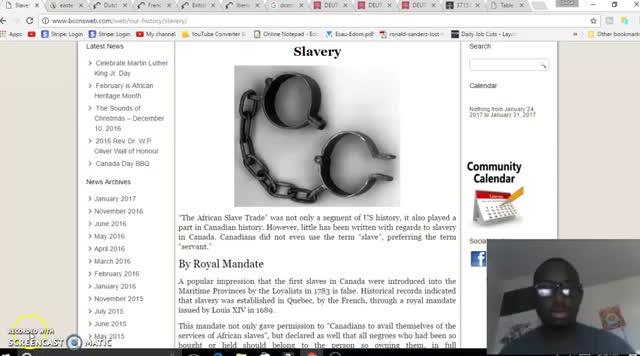 Israelites in Nova Scotia HIdden History, Israelites in Nova Scotia HIdden History GIFs