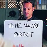 Watch and share Merry Christmas GIFs and Andrew Lincoln GIFs on Gfycat