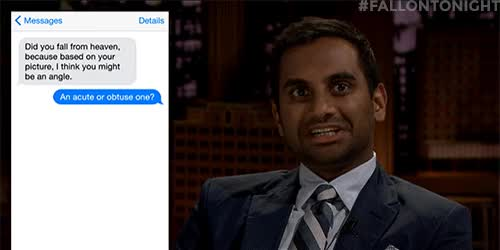 Watch and share Jimmy Fallon GIFs and Aziz Ansari GIFs on Gfycat