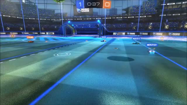Watch and share Rocket League GIFs by ieGod on Gfycat
