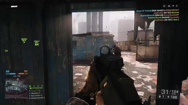 Watch Cannon Arm GIF by Gamer DVR (@xboxdvr) on Gfycat. Discover more Avro 4rrow, Battlefield4, xbox, xbox dvr, xbox one GIFs on Gfycat