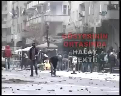 Watch and share Elindeki Molotofla Şemmame Oynayıp Halay Çeken Diyarbakır Lı GIFs on Gfycat