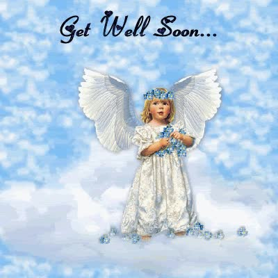 Watch and share Sweet Angel Prayers For Get Well Soon GIFs on Gfycat