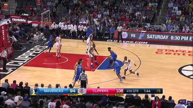 Watch and share Noel Finish Vs Clippers GIFs by dirk41 on Gfycat