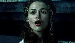 Watch and share Keira Knightley GIFs and Geoffrey Rush GIFs on Gfycat