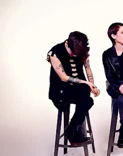 Watch and share Tegan And Sara GIFs and Heartthrob GIFs on Gfycat