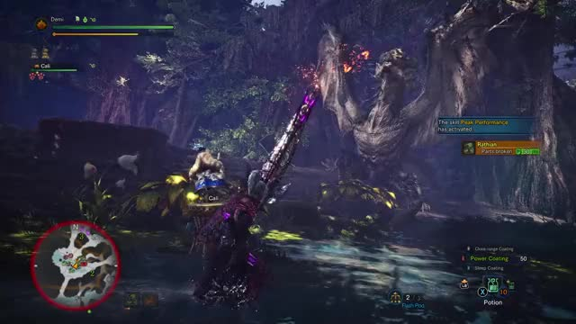 Watch and share Monster Hunter GIFs by toasterknight on Gfycat