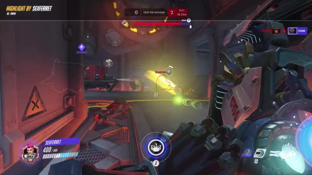 Watch and share Highlight GIFs and Overwatch GIFs by tykerx on Gfycat