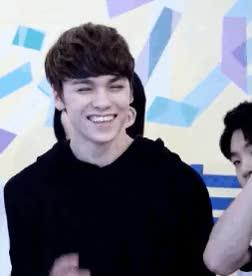 Watch and share €şâ€ş Hansol Vernon Choi Hi Sunshines! I'm Mercs, Hansol Is Actually My Husband He Just Doesnt Want To Admit It Yet X €şâ€ş Home›› Ple GIFs on Gfycat