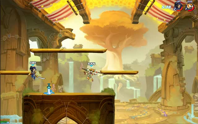 Watch and share Brawlhalla GIFs and 60fpsgifs GIFs on Gfycat