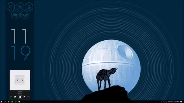 Watch Howling AT-AT GIF by @jumats on Gfycat. Discover more Rainmeter, rainmeter GIFs on Gfycat