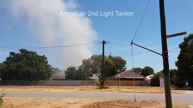 Watch and share Armadale 2nd Light Tanker Responding GIFs by AUSCOMBAT on Gfycat