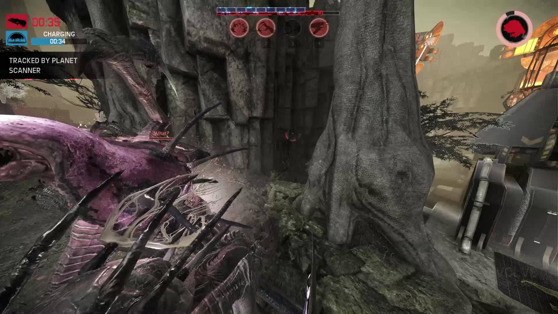evolve, evolvegame, wraith, Traversal Glitch on Wraith GIFs