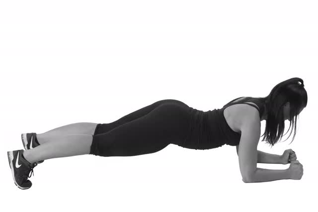 Watch and share 01-plank-plank-exercises-subtly-transform-abs GIFs on Gfycat