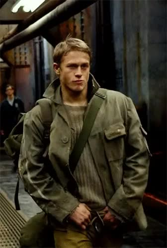 Watch charlie conway GIF on Gfycat. Discover more charlie hunnam, damn, gif, hot, love, pacific rim GIFs on Gfycat