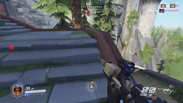 Watch and share Overwatch GIFs and 오버워치 GIFs by 고먐미는먀몸먀몸 on Gfycat