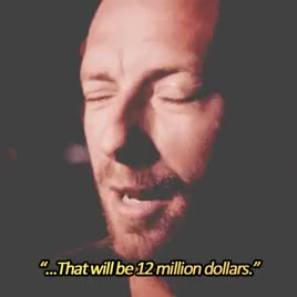 Watch and share Chris Martin GIFs and Coldplay GIFs on Gfycat