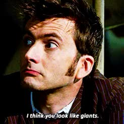 Watch and share Wilfred Mott GIFs and 10th Doctor GIFs on Gfycat