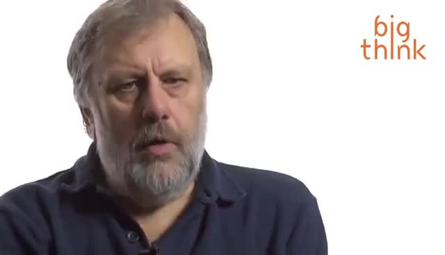 Watch and share Slavoj Žižek: How Political Correctness Actually Elected Donald Trump GIFs on Gfycat