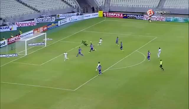 Watch and share Melhores Momentos - Gols De Ferroviário 2 X 0 Fortaleza - Campeonato Cearense (02/04/17) GIFs on Gfycat