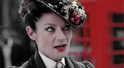 Watch and share Michelle Gomez GIFs and Doctor Who GIFs on Gfycat