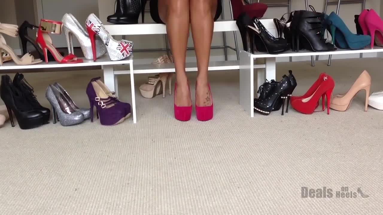 HighHeels, highheels, High Heel Shoe Collection GIFs