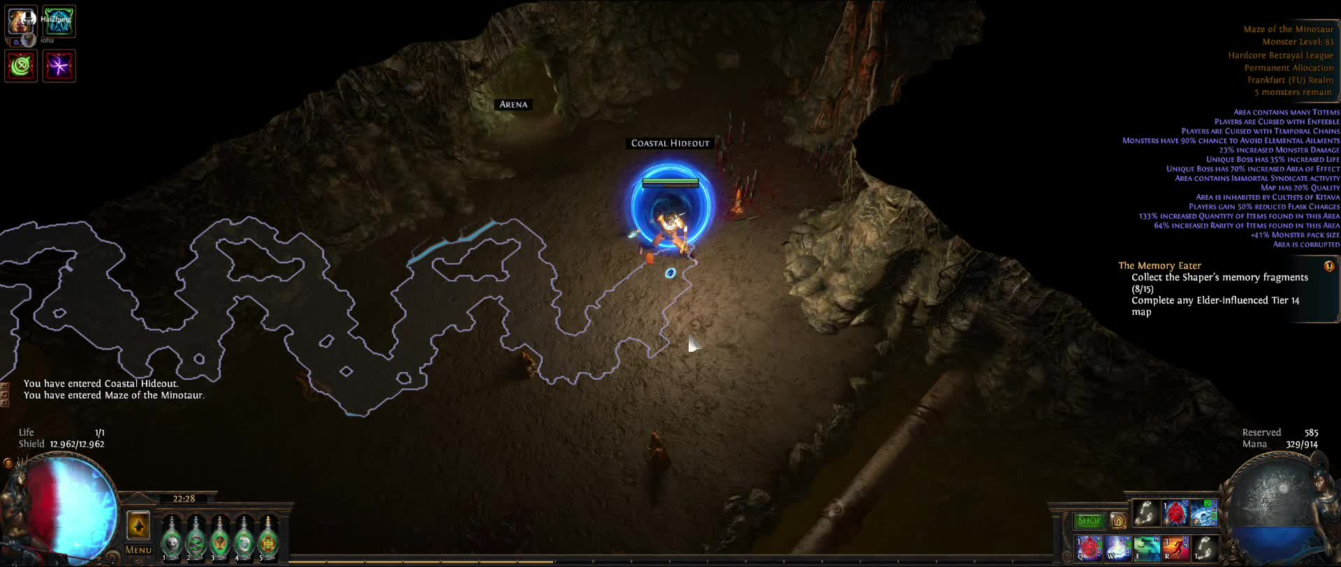 pathofexile, Replay 2019.02.03-22.29 GIFs