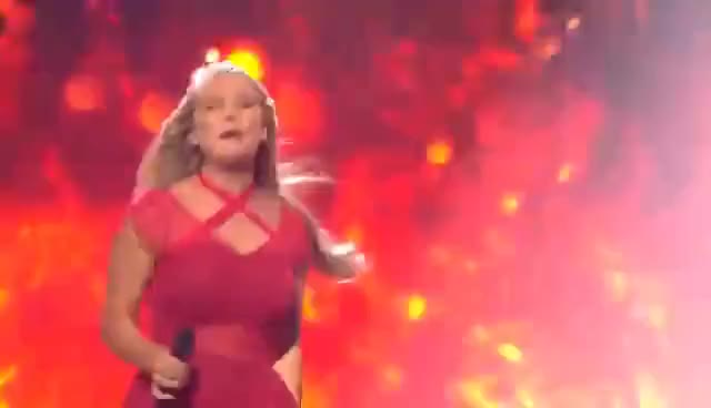 Watch and share Anja Nissen - Where I Am (Denmark) Eurovision 2017 - Official Music Video GIFs on Gfycat