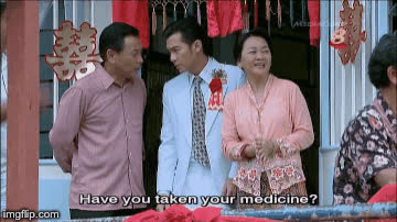 Have you taken your medicine? GIFs