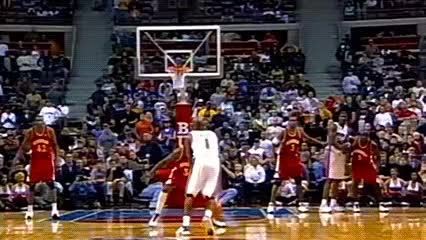 Watch and share Chauncey Billups — Detroit Pistons GIFs by Off-Hand on Gfycat