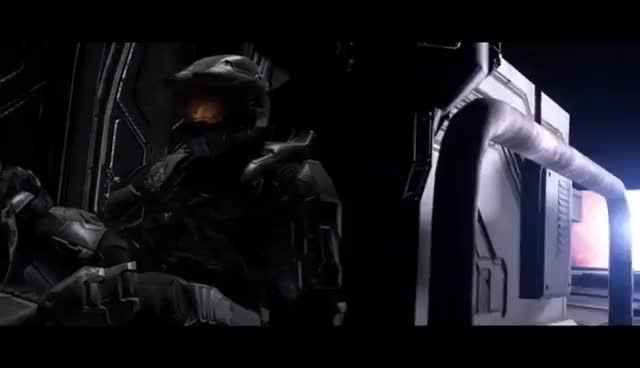 Halo 3 Legendary Walkthrough: Mission 9 - Halo GIF | Find, Make