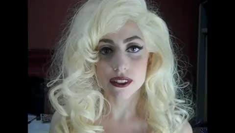 hot, lady gaga, stefani germanotta, wink, Lady Gaga Wink GIFs