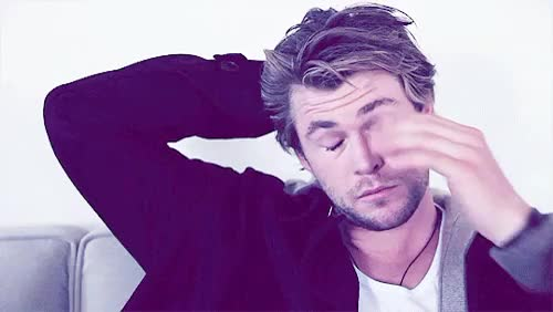 Watch and share Chris Hemsworth GIFs and Kendaspntwd GIFs on Gfycat