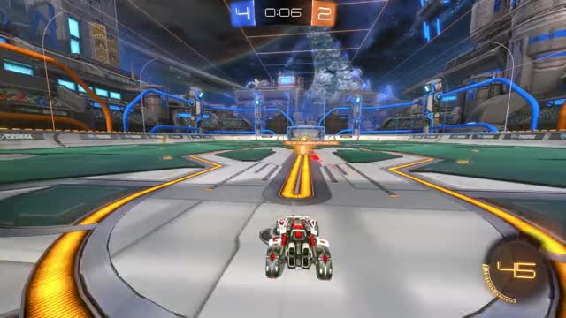 Watch Assist 5: One Man Bukkake GIF by Gif Your Game (@gifyourgame) on Gfycat. Discover more Assist, Gif Your Game, GifYourGame, One Man Bukkake, Rocket League, RocketLeague GIFs on Gfycat